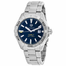 TAG Heuer Stainless Steel Case Analogue Watches