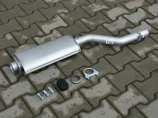 Mercedes C180 W203 T203 CL203 1.8 2.0 exhaust middle silencer *F102