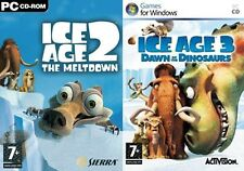 ice age 2 the meltdown & ice age 3 dawn of the dinosaurs
