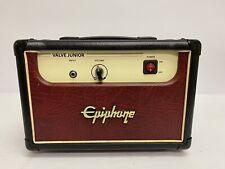 Epiphone Valve Junior 5 vatios guitarra todos los tubos Head Valve Jr Amp Amplificador De Guitarra