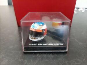 MICHAEL SCHUMACHER HELMET F1