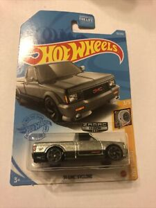 2021 Hot Wheels ZAMAC - '91 GMC Syclone