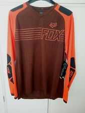 NEW Fox Explore L/S Cycling Shirt Jersey Top Size S RRP £60.00