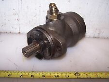 "M+S HYDRAULIC PUMP / MOTOR EPRM100SH2 EPRM-100-SH-2    1"" SPLINED SHAFT"