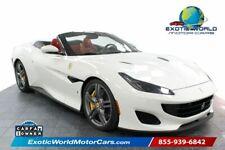 2019 Ferrari Portofino Base 2dr Convertible