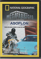 *National Geographic: Megafabricas Vol. 1 (DVD) ASOFLON Promotion