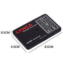 Water-Resistant & Shockproof Holder Storage Memory Card Case