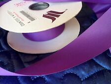 Craft Ribbon McGinley Mills  Color Is Wisteria Crafts Gifts Sewing Roll