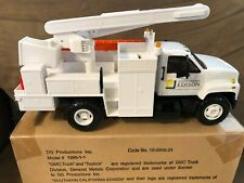 Gmc Southern California Edison Power Company Line Maintenance Utility Toy Truck