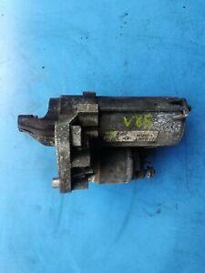 2011 CITROEN BERLINGO DS3 1560cc Diesel Manual Valeo Starter Motor 968826848002