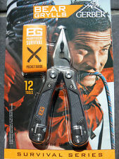 Gerber Bear Grylls Survival Ultimate Multi Tool 12 Components 31-000749 AuSeller