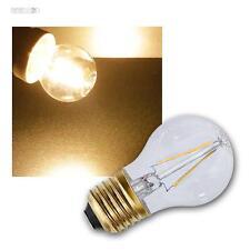 E27 LED Leuchtmittel Filament-Birne EXTRA warmweiß 2100K 120lm Glühbirne Lampe