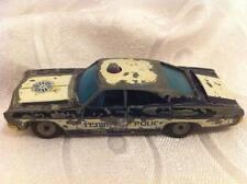 POLICE CAR MODEL ISRAEL SABRA GAMDA KOOR #8115