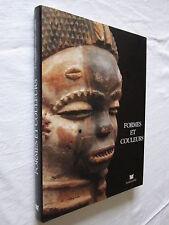 ART: FORMES et COULEURS SCULPTURES DE L'AFRIQUE NOIRE STEPHAN / FALGAYRETTES