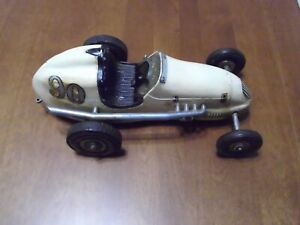 Vintage Gas Powered Ohlsson & Rice Tether Car -BEIGE-not tested -no returns