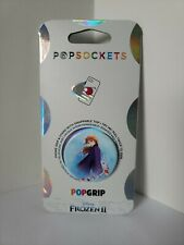 PopSockets Frozen II Forest Anna Collapsible Grip & Stand for Phones *NEW*
