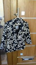 BHS ladies linen women's blazer,size 16,new with tag,navy