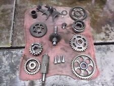 Honda Big Red ATC200ES Sub Transmission HI LOW REVERSE Gear Set 1984 Shaft Drive