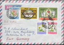 Oman Muscat Cover to Germany 1985
