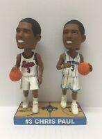 Chris Paul (3) 2008 - 09 Season Bobblehead New Orleans Hornets