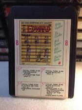Jamming With Edward Rare Rock 8 Track Mick Jagger Bill Wyman Rolling Stones OOP