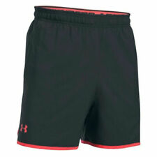 Under Armour UA Mens HeatGear Qualifier 5 Inch Woven Sports Training Shorts L