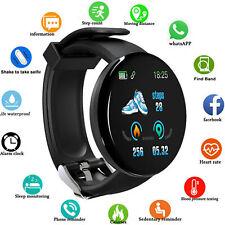 Podómetro Bluetooth Reloj de pulsera Deporte Fitness Impermeable