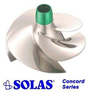 Solas 2000-2005 Sea Doo Sportster LE DI PWC Impeller [Concord Series]