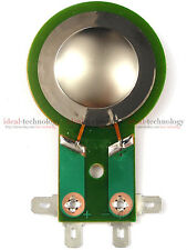 Replacement Mackie Diaphragm for THUMP TH15A&12A, DC10/1501 Driver Tweeter 4OHM