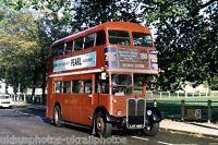 London Transport RT2838 LYF485 6x4 Bus Photo Ref L224
