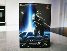 (Very Rare New/Sealed) Halo 4 Master Chief Figure Play Arts Square Enix