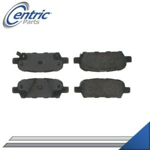 Rear Brake Pads Set Left and Right For 2016 RAM 4000