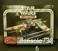 2019 Star Wars Vintage Collection LUKE SKYWALKER'S  X-WING FIGHTER TROS