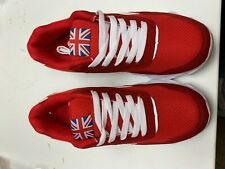 sneakers, with English flag size 41