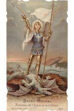 Saint Michael the Archangel Holy Card Print #14 St. Michael 4x6