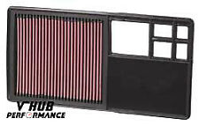 K&N AIR FILTER 33-2920 VW GOLF MK6 1.4i 80hp 2008-2014