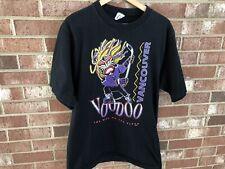 Vintage Vancouver Voodoo Roller Hockey Tshirt, Size Medium