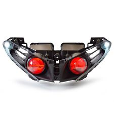 KT for Yamaha YZF R1 2012 2013 2014 LED Demon Eyes HID Headlight Assembly Red