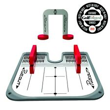 PuttOUT Golf Putting Mirror Trainer With Alignment Gate 2019