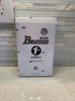 *IN HAND* 2021 Bowman Baseball 1st Edition Sealed Hobby Box Topps Cards