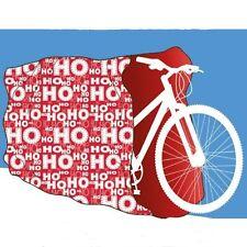 Giant Christmas Bicycle Present Gift Wrap Xmas Bike Scooter BMX Large Xmas Sack