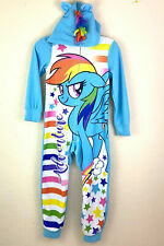 My Little Pony Pajamas set 4 5 6 6x 7 8  Girls 2 Piece Flannel New XS S M