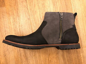 Timberland Kendrick Mens Chelsea Boot. A1JZT. Black. Size UK 12.5. Brand New