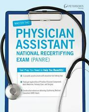 Master the Physician Assistant National Recertifying Exam PANRE