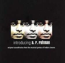 Introducing A.R. Rahman: Original Soundtracks From the Musical Genius of...