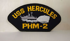 USS Hercules PHM - 2 ship boat design patch patches USN US Navy USA NEW