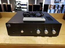 New ListingRogue Audio Sphinx V1 Hybrid Integrated Amplifier Black w/ Metal 2-Button Remote