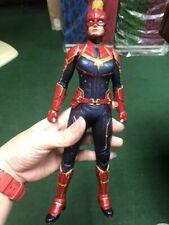 """Crazy Toys Marvel Avengers Captain Marvel 1/6th Scale PVC 30cm 12"""" Figure ln box"""