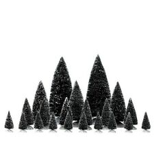 Lemax Trees Set 21-Teilig Christmas Valley Decorative Spruce Pinetree