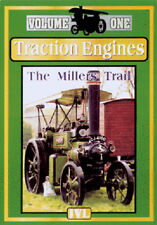 DVD:TRACTION ENGINES THE MILLERS T - NEW Region 2 UK 43